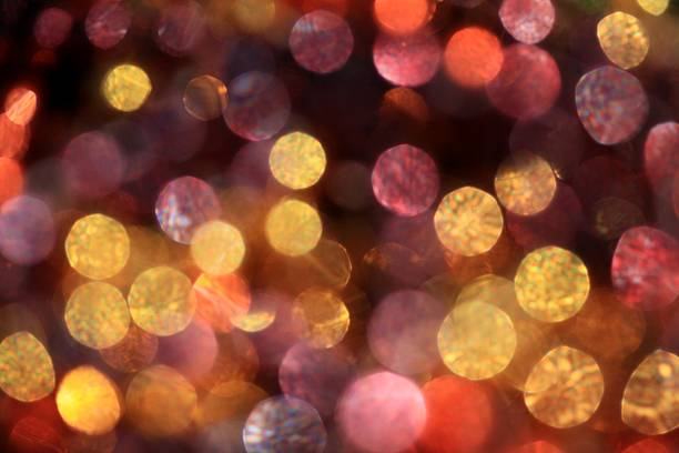 Wine Colored Sparkles stock photo