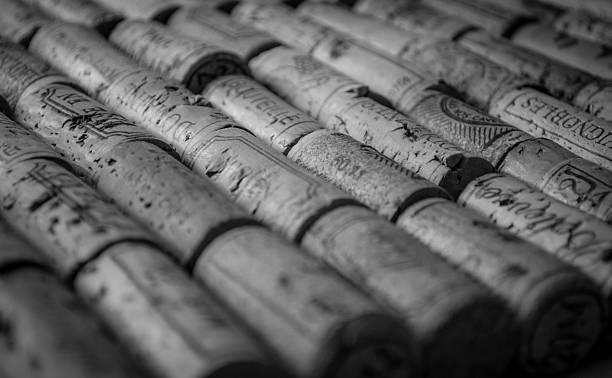 Wein Korken caps battalion – Foto