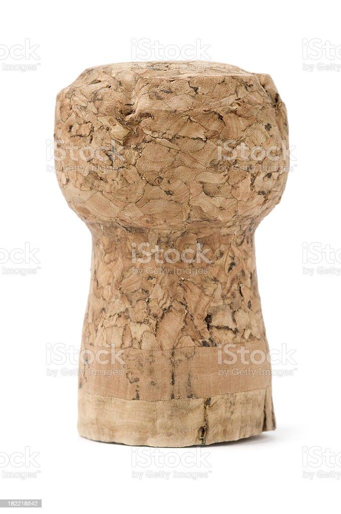 Wine Cork royalty-free stock photo