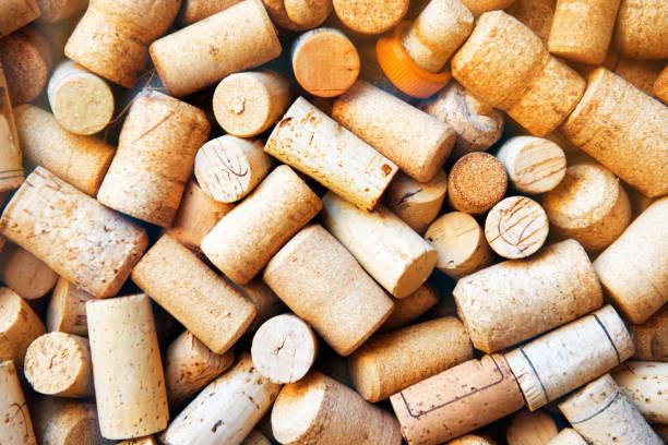 Weinkorken-Sammlung – Foto