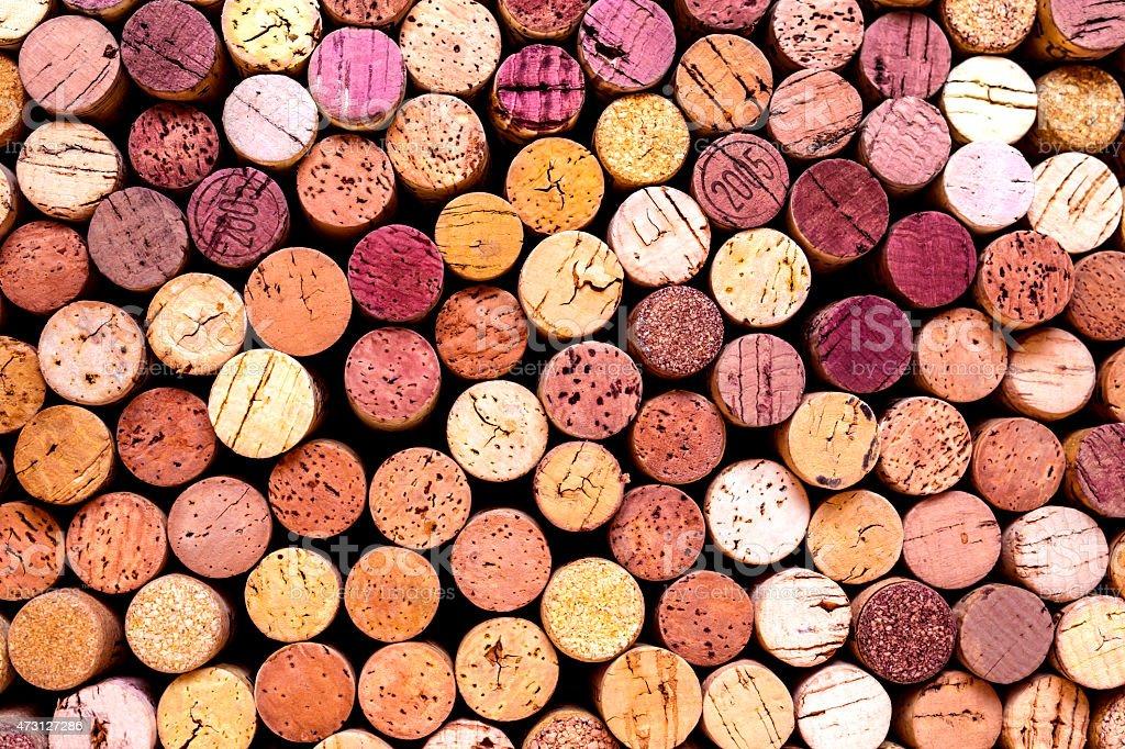 Bouchons de bouteilles de vin - Photo