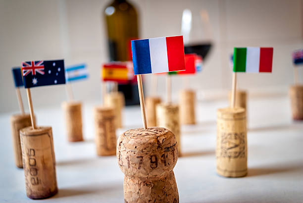 Wine from all over the world with French focus – Foto