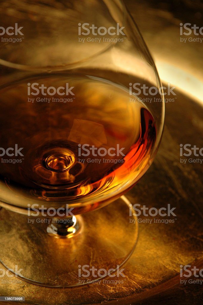 Wine Glass Drink Alcohol royalty-free stock photo