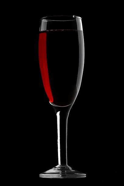 Wein Glas – Foto