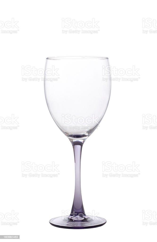 Wine Glass royalty-free stock photo