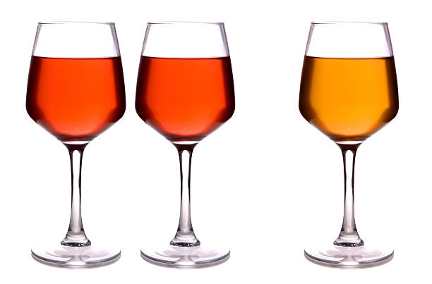 Wine Glass stock photo