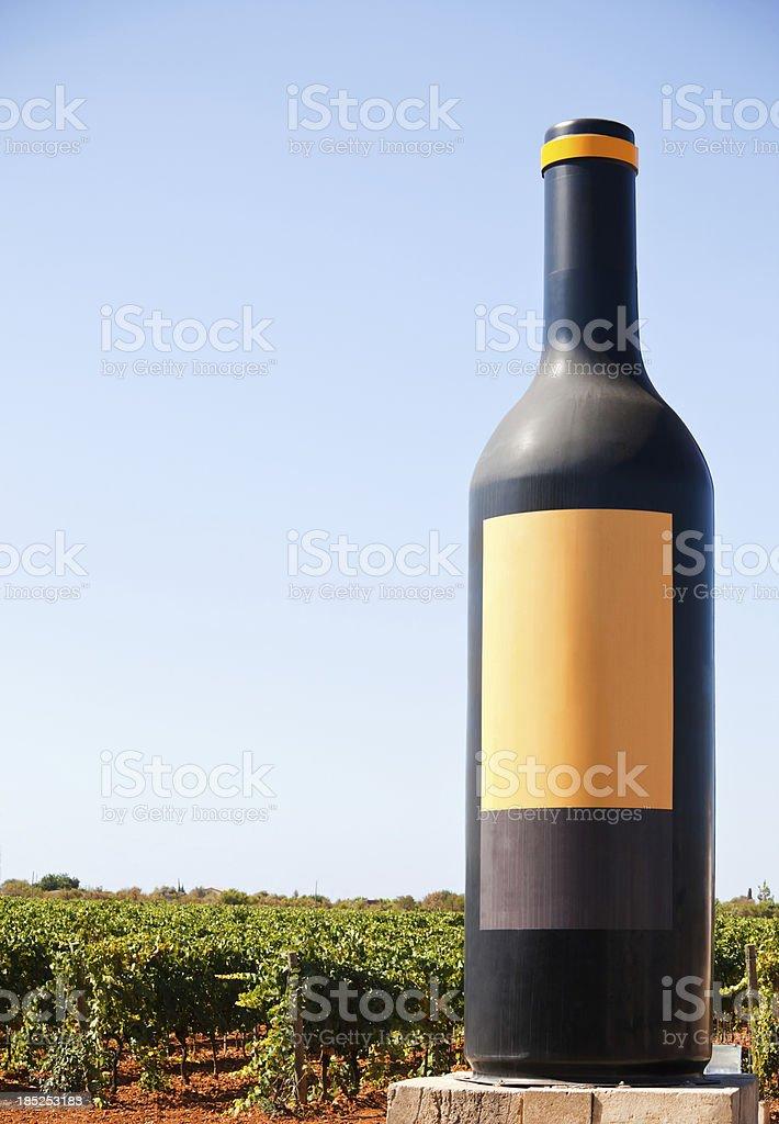 Wine Industry stock photo
