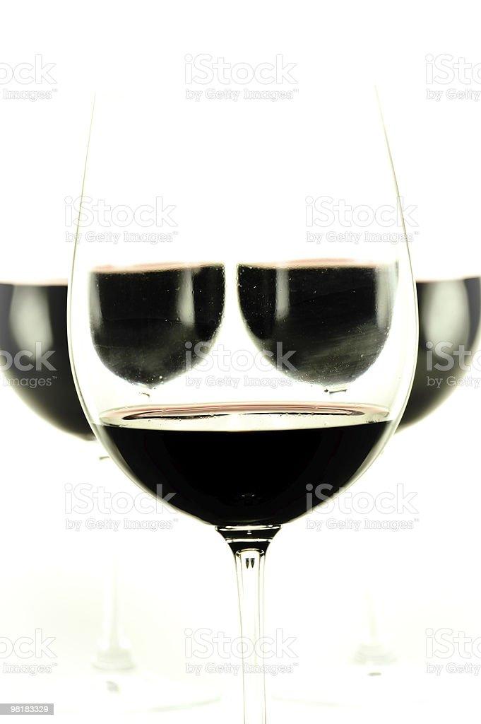 Wine man royalty-free stock photo