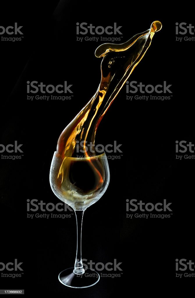 Wine. royalty-free stock photo