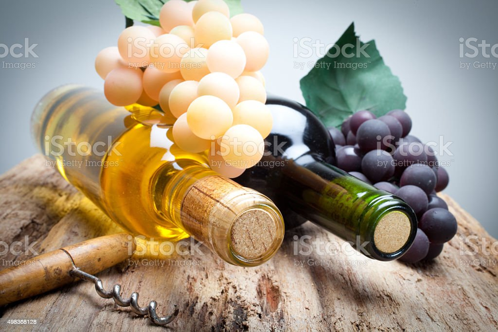 wine stock photo