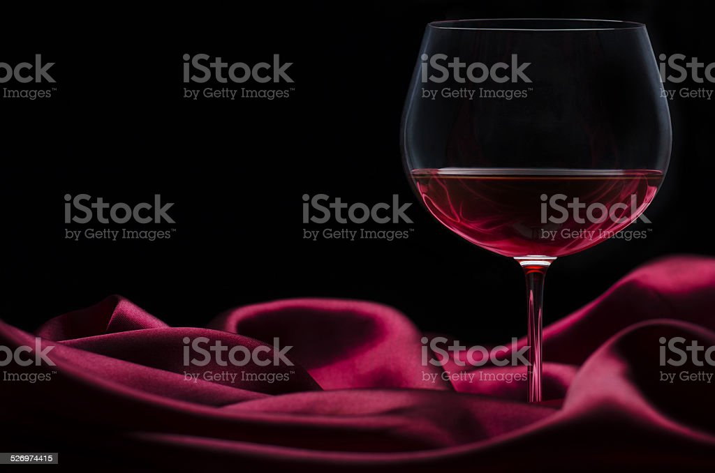 Wine. When creating this picture inspired me cooking. Alcohol - Drink Stock Photo