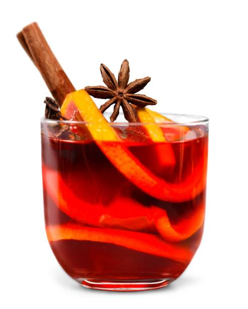 wine. - mulled wine stock photos and pictures