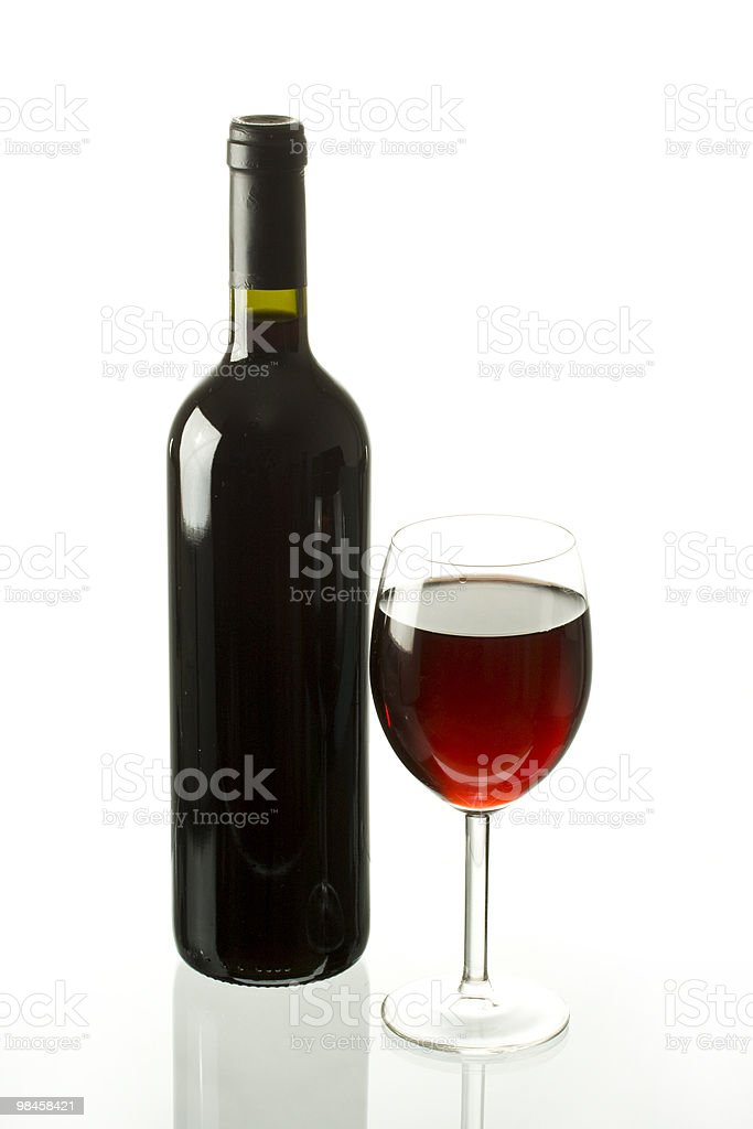 Vino foto stock royalty-free