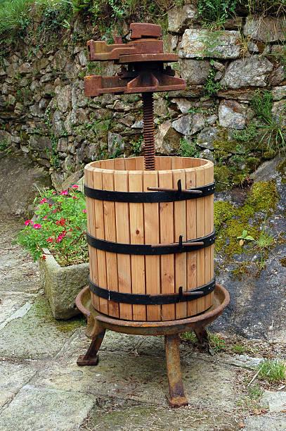 Wine press – Foto