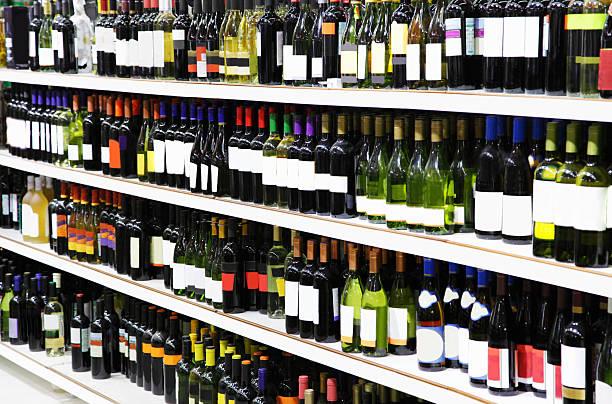 Wine shop – Foto