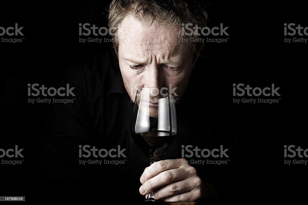 Wine Tasting 3 stock photo