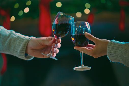 Wine Toast Stock Photo - Download Image Now