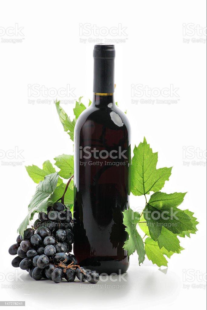 wine-making stock photo