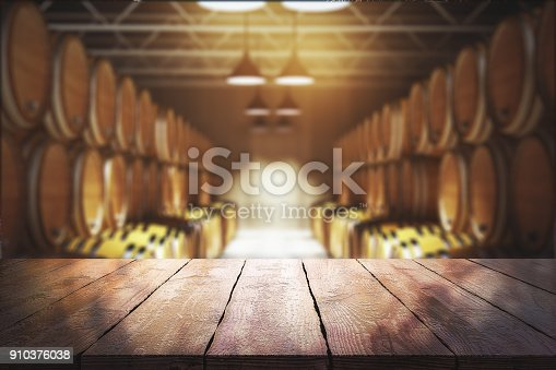 istock Winery and beverage concept 910376038