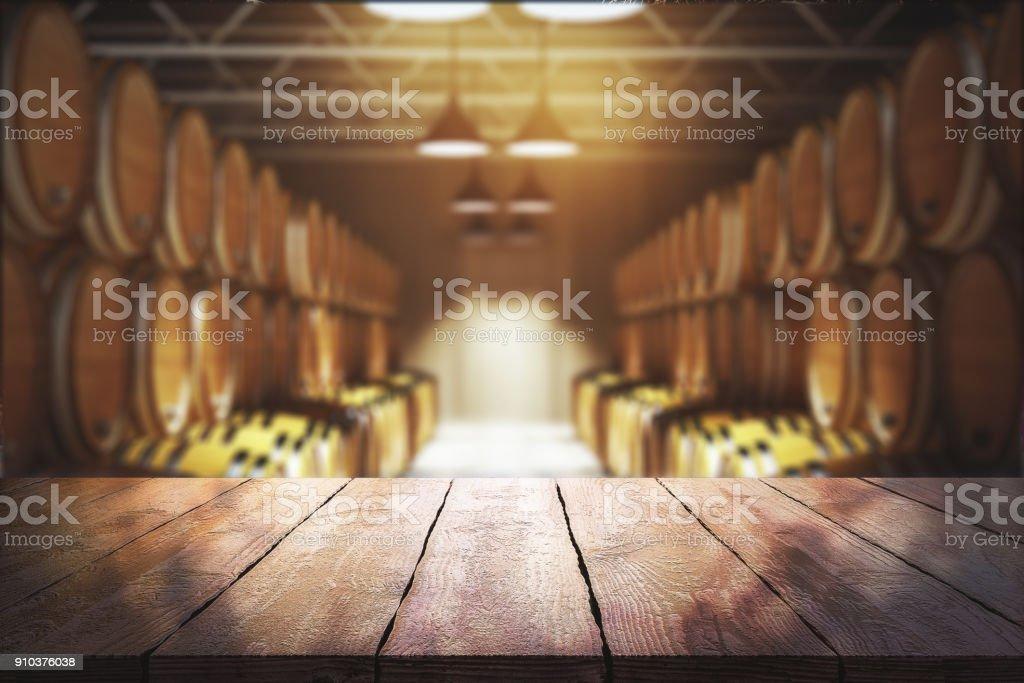 Weingut und Getränkeindustrie Konzept – Foto
