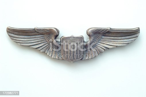 istock Winged Insignia 172382771