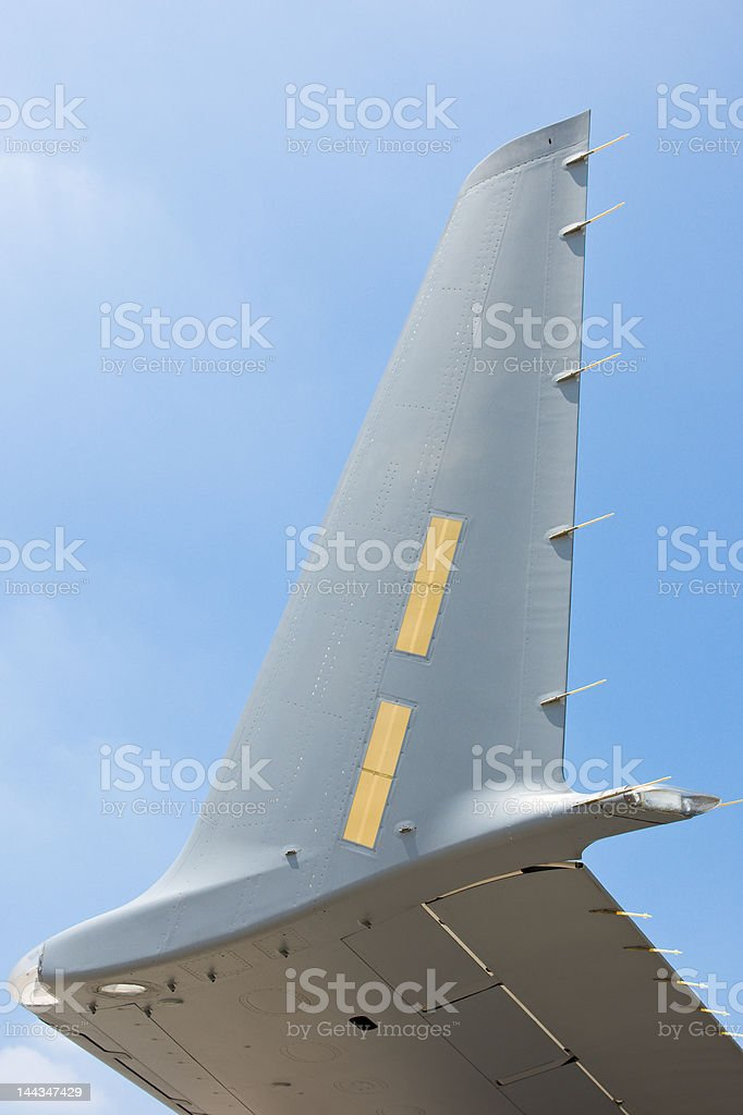 Winglet stock photo