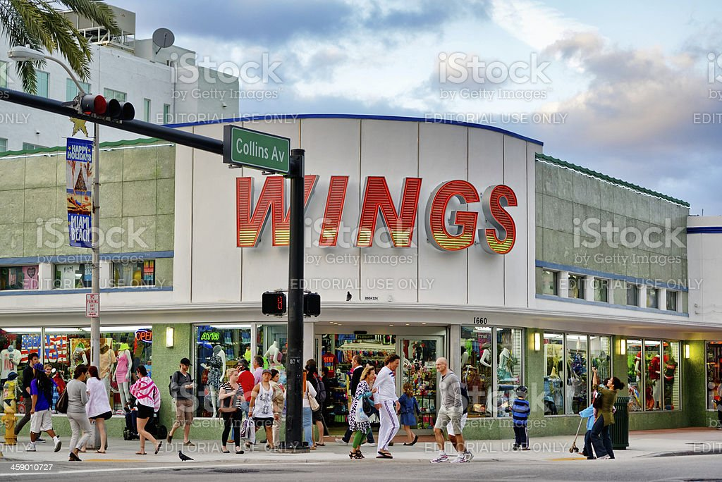 ailes magasin de v tements de plage miami beach photos