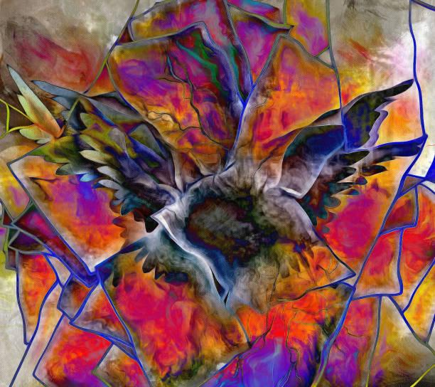 chicken wings - gothic bilder stock-fotos und bilder