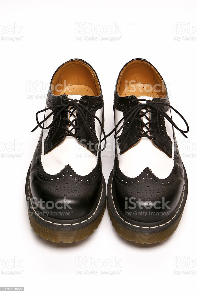 wing-tips royalty-free stock photo