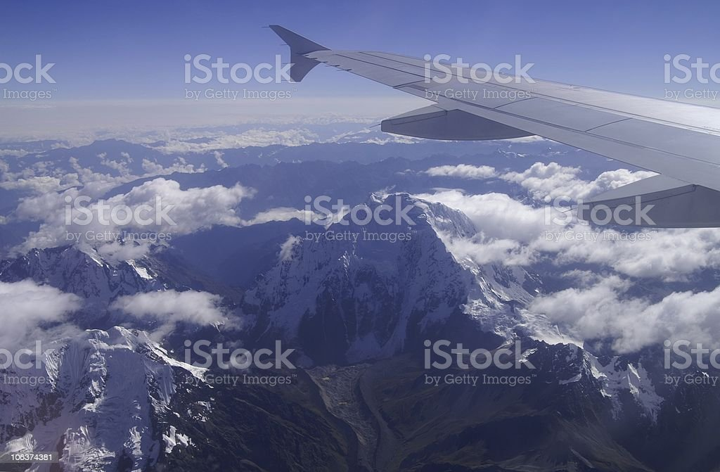 Wingview stock photo