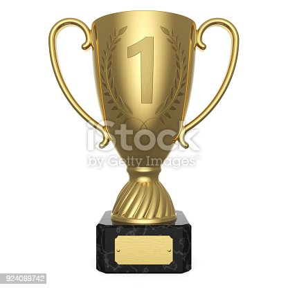 istock Winner championship 924069742