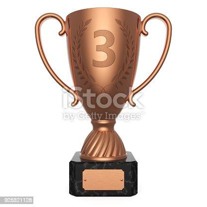 istock 3. Winner championship 925321128