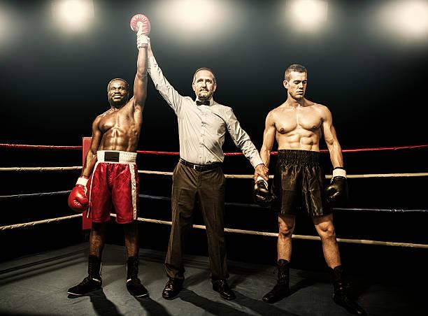 受賞のボクシングの戦い - ボクシング ストックフォトと画像