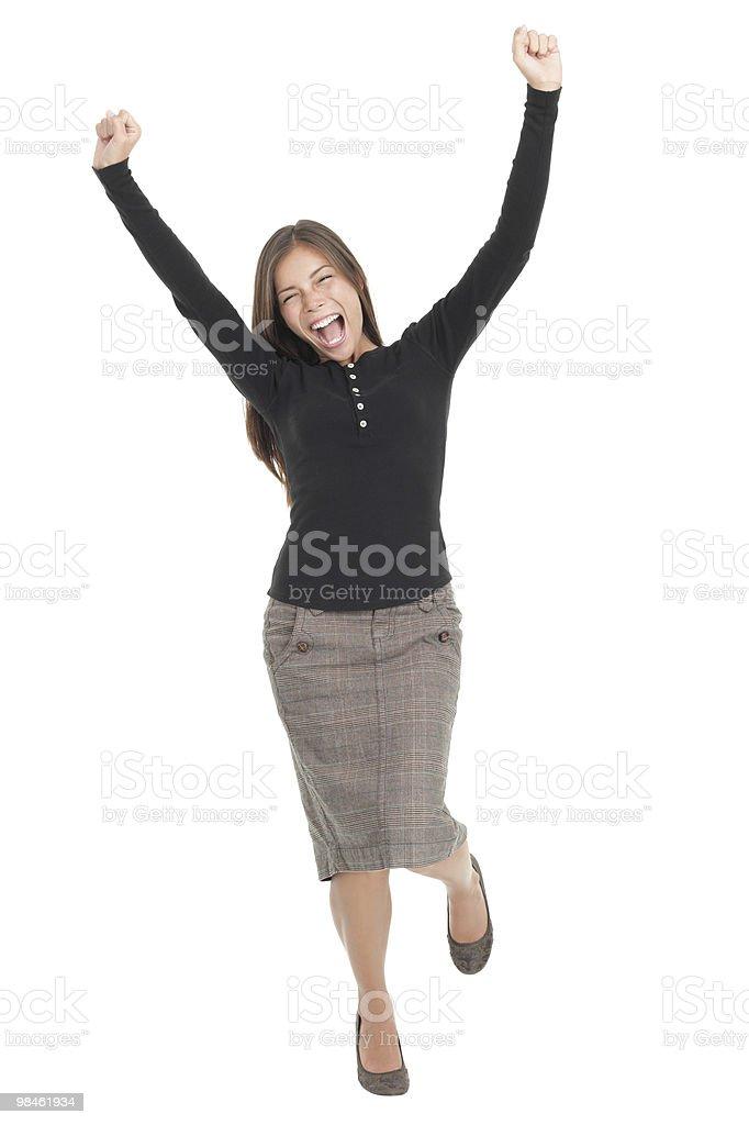 Winner / Success royalty-free stock photo