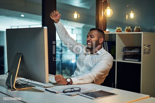 istock Winners slay all day 1022048340