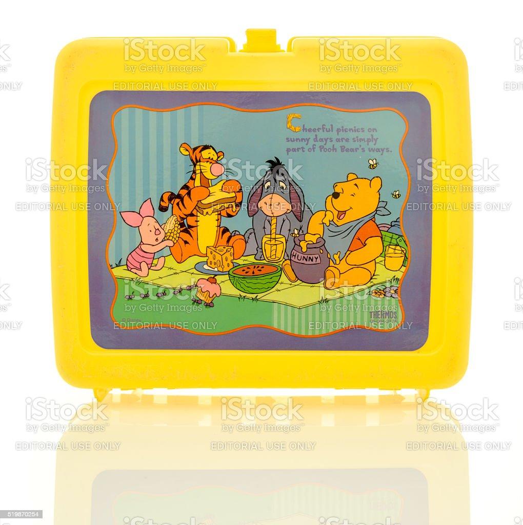 Winnie the Pooh Lunch Box royalty-free stock photo  sc 1 st  iStock & Winnie The Pooh Lunch Box stock photo 519870254 | iStock Aboutintivar.Com