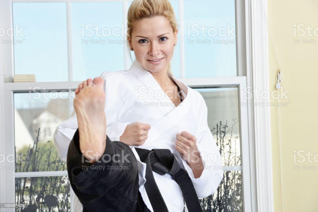 Winning Fitness stock photo
