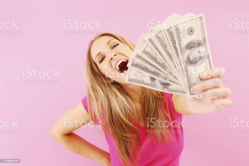 US Winnings royalty-free stock photo