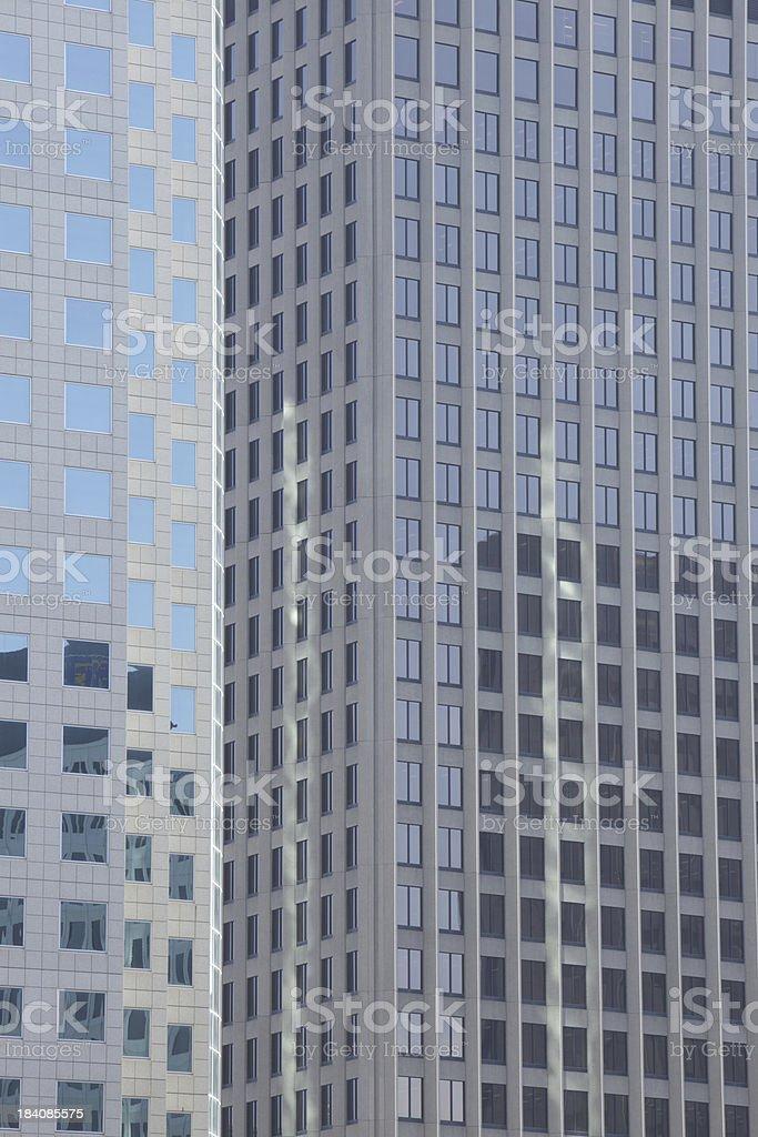 Winnipeg Architecture royalty-free stock photo