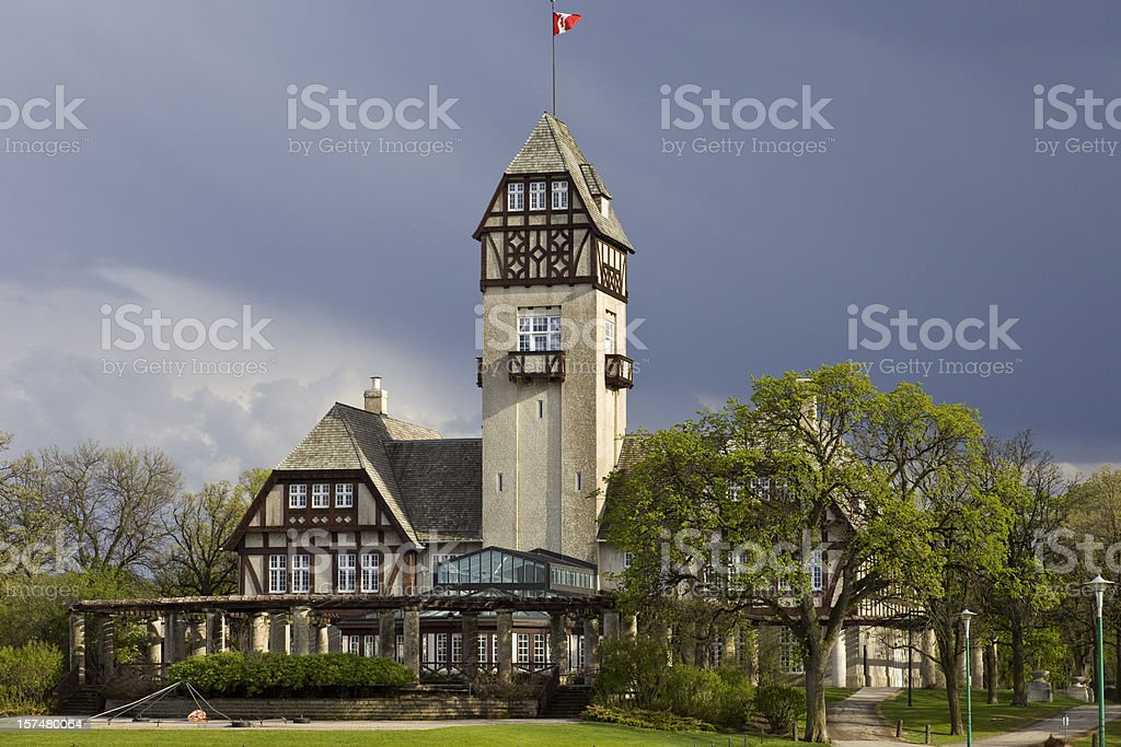 Winnipeg, Manitoba, Canada royalty-free stock photo