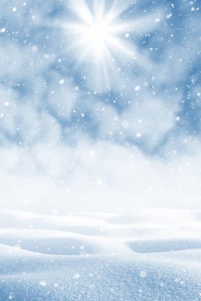 Winter background. stock photo
