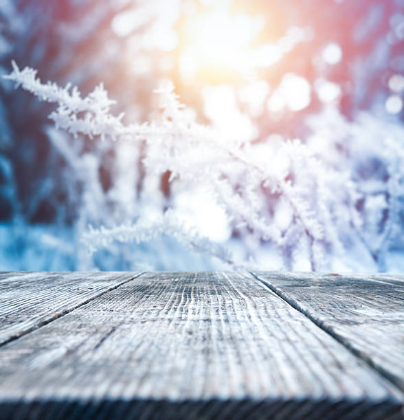 winter background - new year day stock photos and pictures