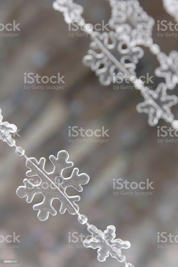 Winter-Hintergrund Lizenzfreies stock-foto