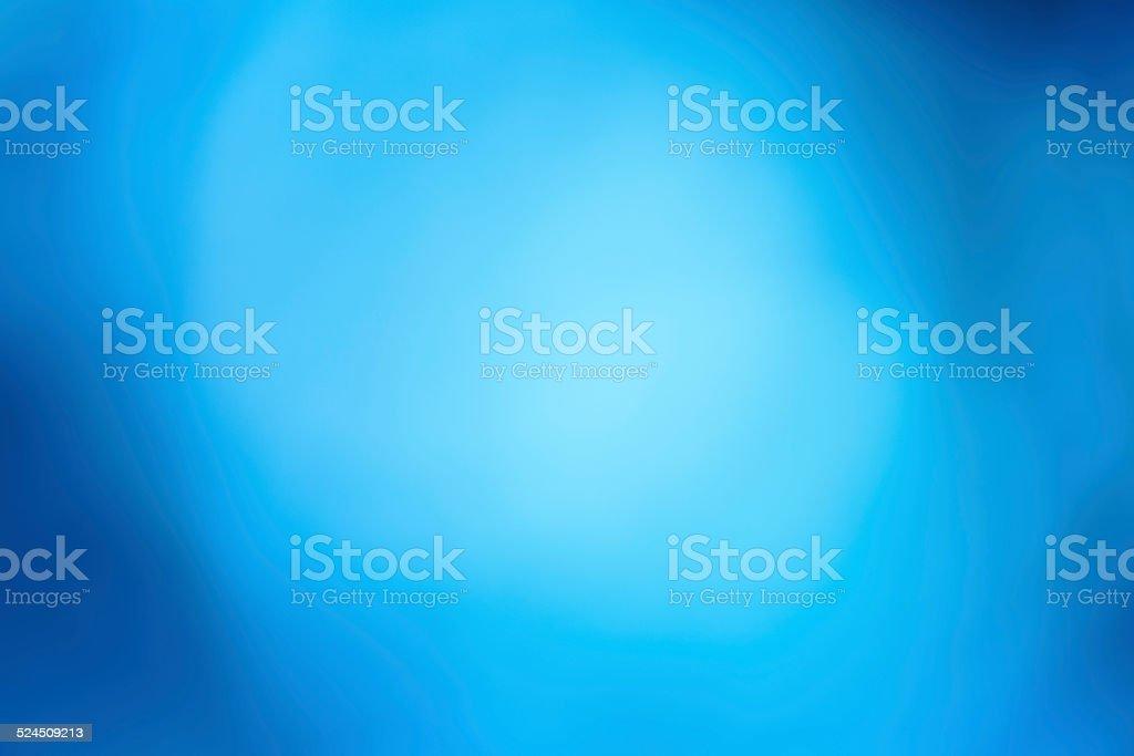Winter Background - Soft dreamy bokeh gradient of  pastel blue stock photo