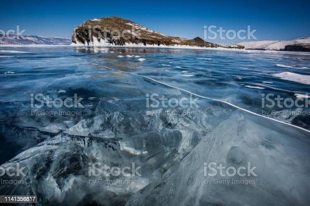 Photo of Winter Baikal