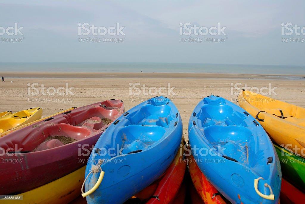 Playa de invierno foto de stock libre de derechos