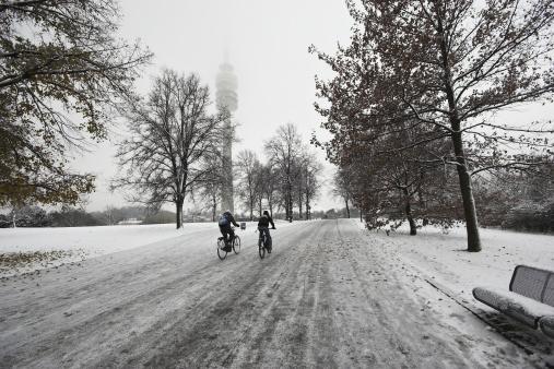 Winter Bike Ride