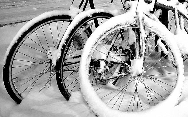 Winter-Räder – Foto