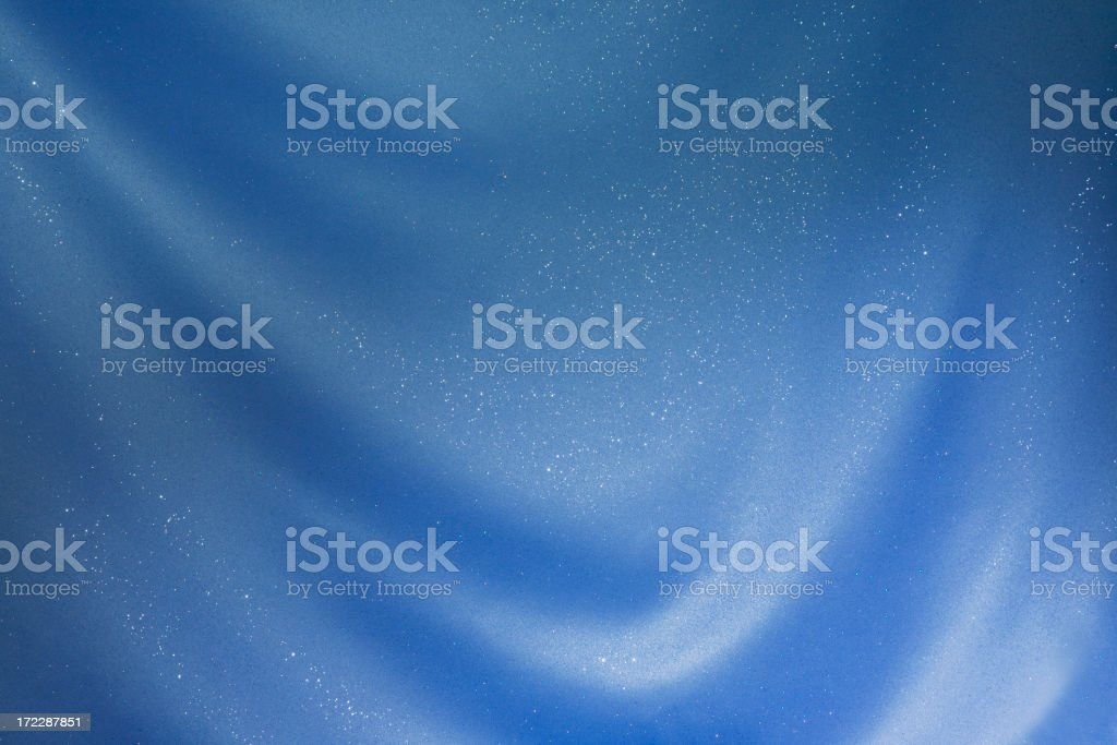 Winter Blue Background royalty-free stock photo