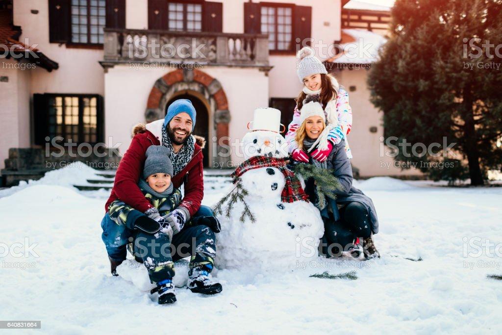 Winter-Kurzurlaub  – Foto